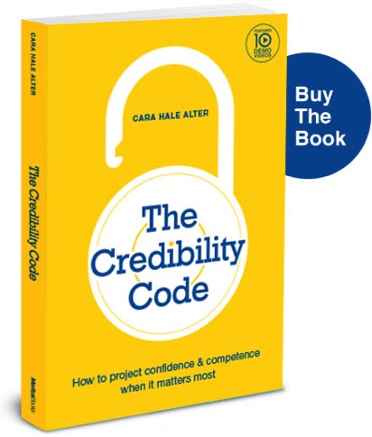 Click to buy The Credibility Code